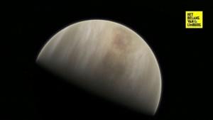 Wetenschappers ontdekken sporen van buitenaards leven op Venus
