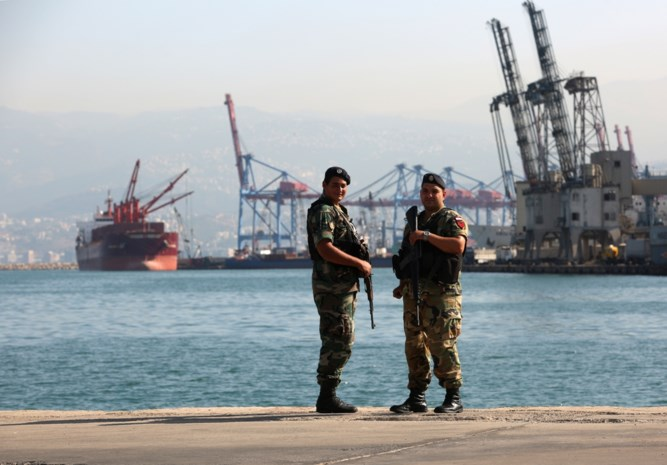 Vredesmissie van VN redt 36 mensen net buiten Libanese territoriale wateren