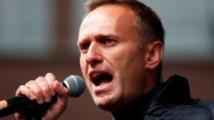 """Ziekenhuis: """"Gezondheidstoestand van Navalny gaat vooruit"""""""