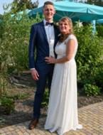 Birgit en Dave in Lommel