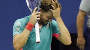 Goffin kan niet winnen op US Open, Gillé-Vliegen en Mertens uitgeschakeld in dubbel