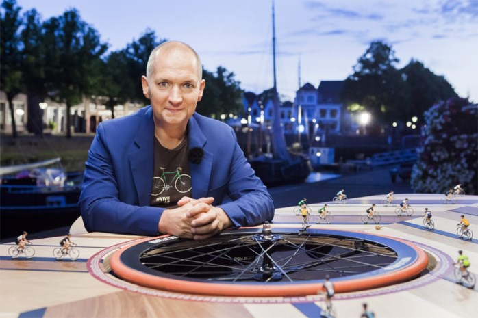 Vive le vélo afgelopen weekend gespot in Limburg
