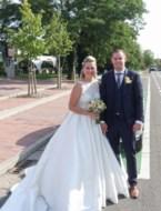 Hanne en Sven in Genk