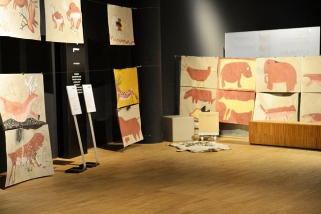 Expo Gallo-Romeins Museum kleurt oker