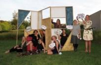 Feestelijke proclamatie voor studenten kunstacademie