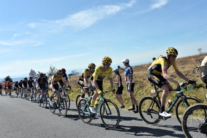 """""""Alle renners van Jumbo-Visma testen negatief op corona"""""""