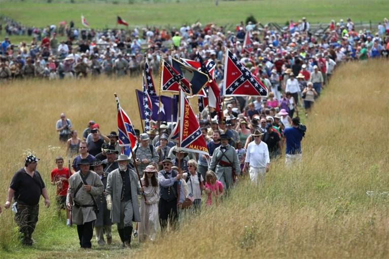 """Man filmt """"spookachtige verschijningen"""" op plek waar 50.000 soldaten stierven tijdens Amerikaanse burgeroorlog"""