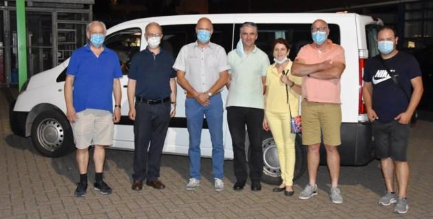 Group Humanitarian Aid stuurt hulpgoederen naar Roemenië