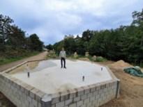 Natuurhulpcentrum stelt aantal bouwwerken uit