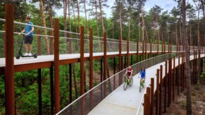 <B>FIETSEN. Ontdek de mooiste plekjes in Bosland tijdens een vlakke fietslus</B>
