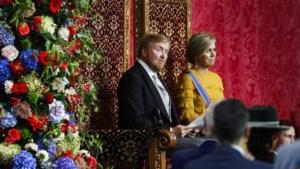 Corona dwingt Nederlandse Prinsjesdag tot soberheid