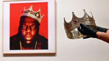 Legendarische kroon van rapper Notorious B.I.G. geveild voor 595.000 dollar