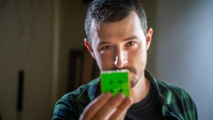 """Rubik's Cube na veertig jaar nog populair: """"Mijn record is 12,34 seconden"""""""