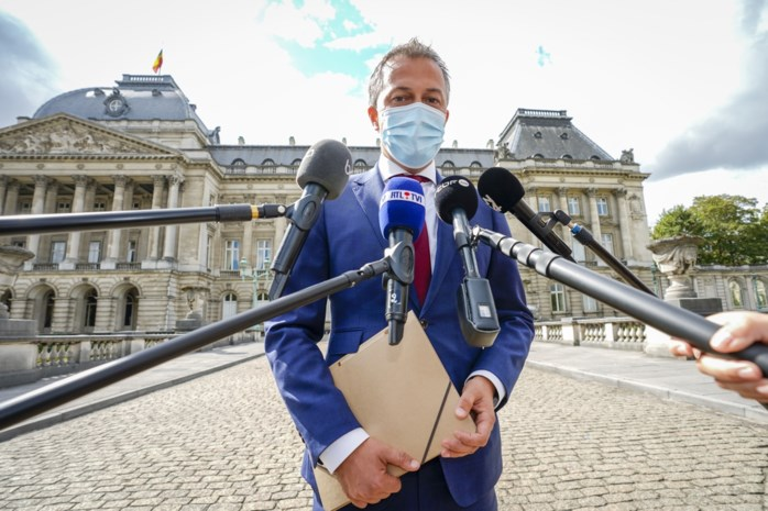 Voorzitters Vivaldi-partijen testen tweede keer negatief, fysieke onderhandelingen over nieuwe regering kunnen weer beginnen