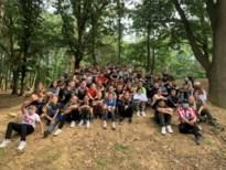 Survival rond de wereld: eerstejaars van IMK op teambuilding
