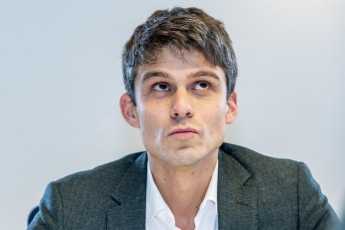 """Minister van Media Benjamin Dalle (CD&V): """"Vlaming zal geen twee keer betalen voor VRT-reeksen"""""""