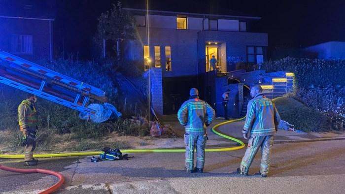 Batterijlader in keuken oorzaak van nachtelijke huisbrand