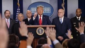 "Opgestapt lid van corona-taskforce uit felle kritiek op Trump: ""Mislukking"""
