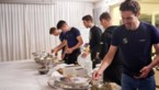 Eet zoals toppers in de Tour Roglic en Wout van Aert