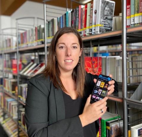 Nieuw in de bib: e-boeken lenen op je eigen toestel