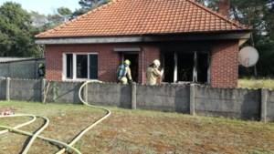 Huis volledig uitgebrand in Lindelhoeven