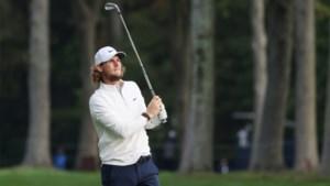 Thomas Pieters kent zware inzinking en verspeelt leidersplaats op US Open