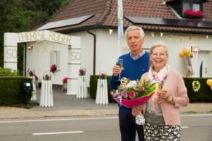 Gouden huwelijksjubileum voor Roger en Marie-Thérèse