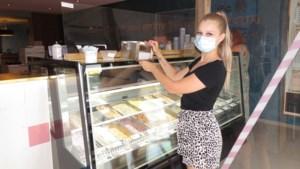 Agressieve klant die Lanakens ijssalon kort en klein sloeg, riskeert zes maanden cel