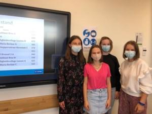 SAB behaalt eerste plaats op Internationaal Wiskundetoernooi