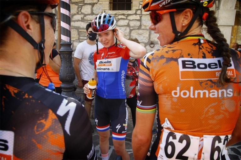 Ritzege voor Longo Borghini, roze voor Van der Breggen in Giro Rosa