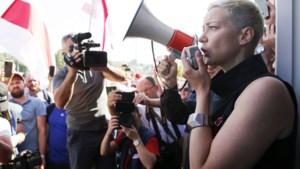 Wit-Russische protestleidster zit tot november vast, oppositie vraagt om VN-waarnemingsmissie