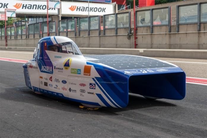 Bert Longin wil 24 Uur van Zolder voor zonnewagens winnen