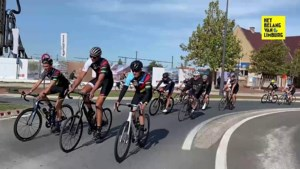 Zo ziet het tijdritparcours van het WK wielrennen Flanders 2021 eruit