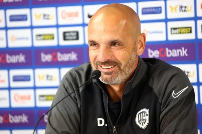 Olivieri wil zijn ploeg met lef zien voetballen tegen KV Mechelen
