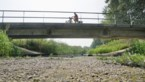 Extreme droogte in enkele regio's in Nederland