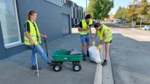 World Clean Up Day in Kaulille: vrijwilligers rapen 54 volle vuilzakken zwerfvuil
