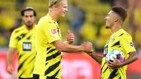 Belgisch getint Dortmund zet Gladbach makkelijk opzij dankzij onvermijdelijke Haaland, maar ziet Hazard uitvallen