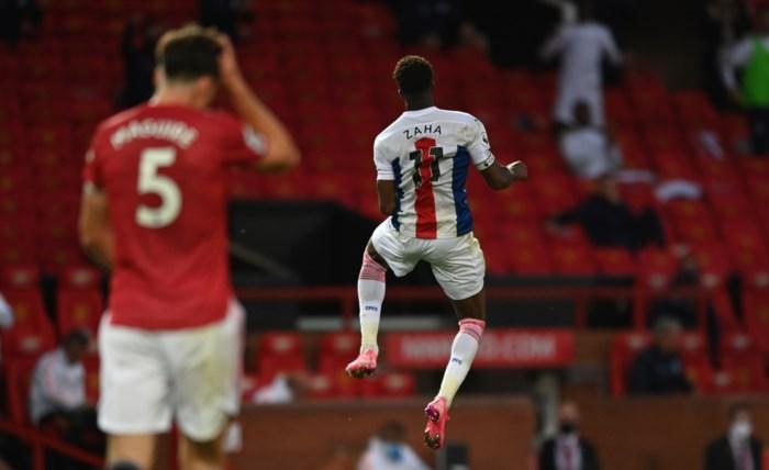 Crystal Palace verrast op Old Trafford
