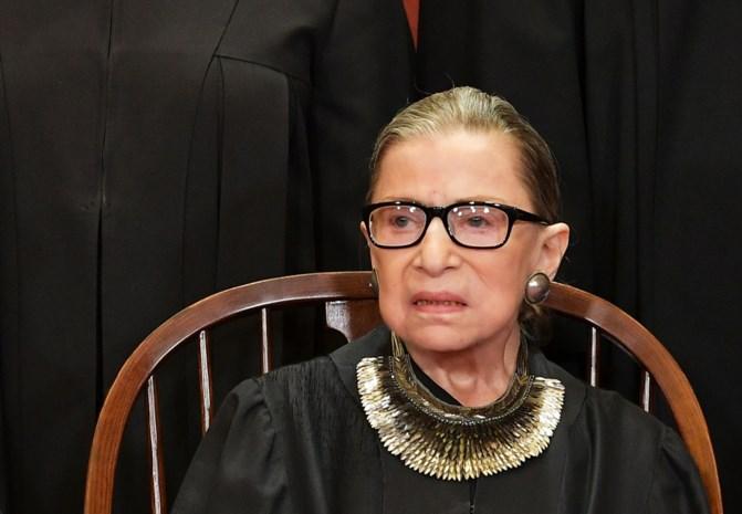Wie was de Amerikaanse progressieve opperrechter Ruth Bader Ginsburg?