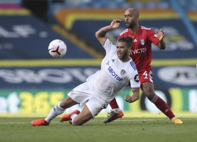 Odoi en Fulham komen met lege handen terug uit Leeds ondanks twee goals Aleksandar Mitrovic (ex-Anderlecht)