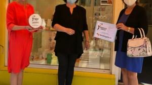 Bijouterie Claire krijgt titel Vriendelijkste Handelaar