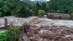Zware overstromingen in het zuiden van Frankrijk