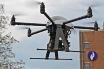 Politie vat inbreker dankzij droneteam en hond