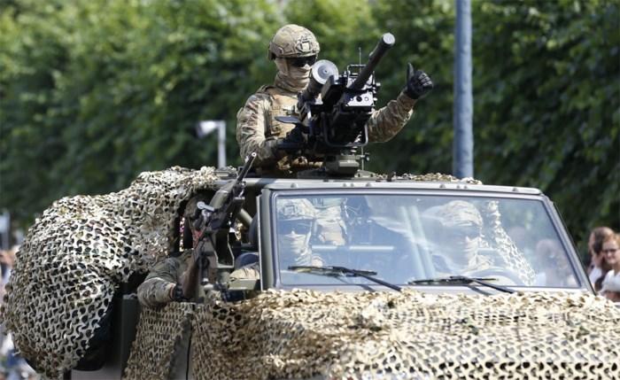 """Belgische leger loopt leeg: ervaren militairen zijn """"miserie binnen Defensie beu"""""""