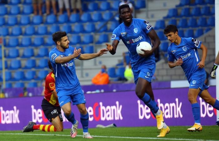 HERBELEEF. KRC Genk spoelt het ontslag van Wolf door met overwinning tegen KV Mechelen