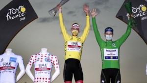 Pogacar komt in het spoor van Eddy Merckx
