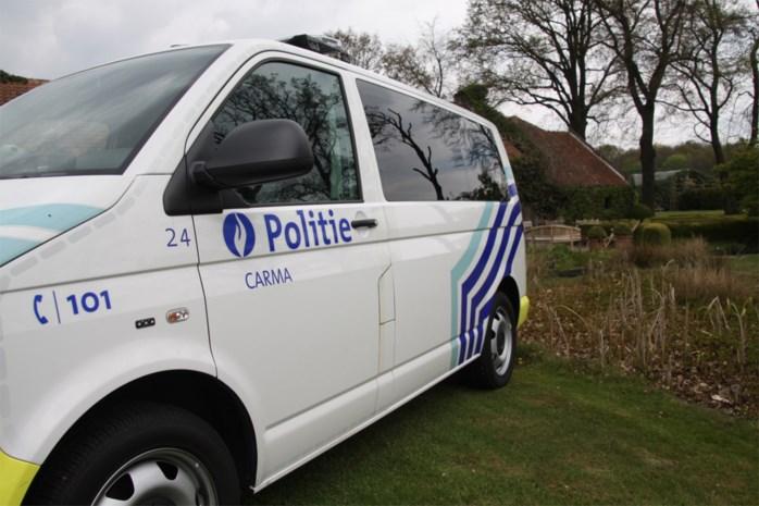 Bromfietsster gewond bij ongeval op Hasseltweg