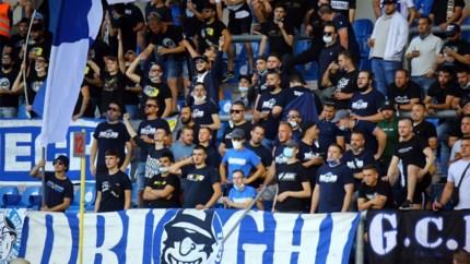 Gedrag fans komt KRC Genk duur te staan: minister Weyts vermindert capaciteit stadion