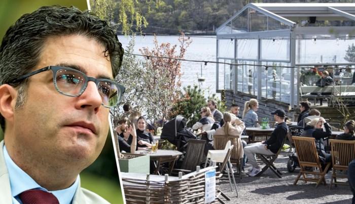 Groepsimmuniteit nu in Zweden cijfers laag blijven? Van Gucht is niet overtuigd