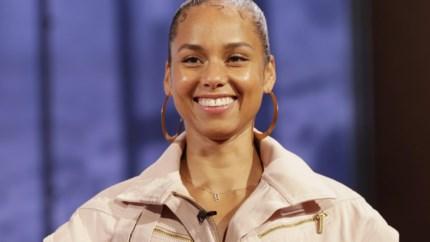"""Muziek redde Alicia Keys: """"Zonder was ik een prostituee geworden"""""""